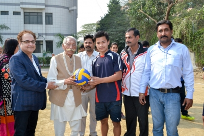 8th Mahashay Dharampal Volleyball Challenger Trophy