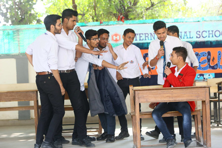 Farewell to Class XII 2020