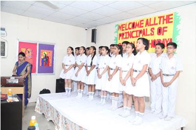 Sankalp Sahodaya Principals Meet 2017